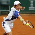 テニス=錦織、全仏オープンで初の3回戦進出