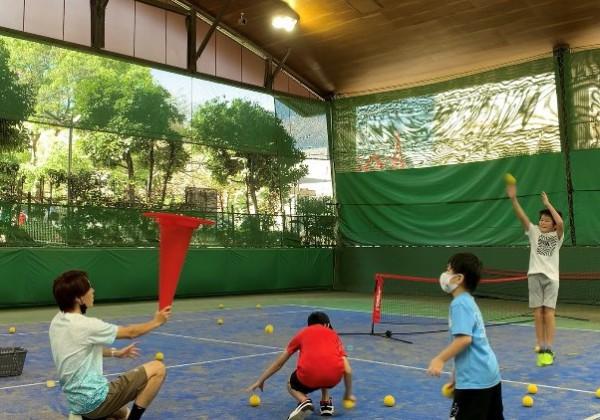 テニスの日②